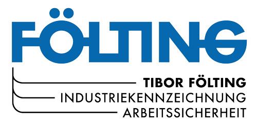 Tibor Fölting - Logo